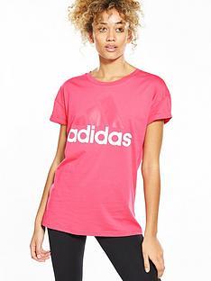 adidas-essentials-linear-tee-pinknbsp
