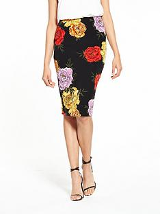 river-island-floral-skirt