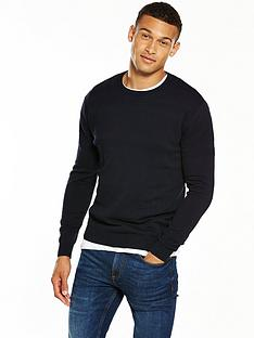 v-by-very-textured-knit-jumper
