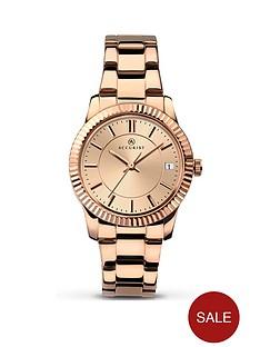 accurist-rose-gold-bracelet-strap-ladies-watch
