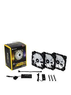 corsair-sp120-rgb-led-3-pack-static-pressure-fan-with-controller