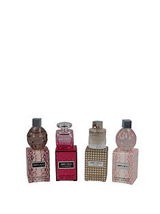 jimmy-choo-nbsp4x-45ml-miniature-ladies-fragrance-gift-set
