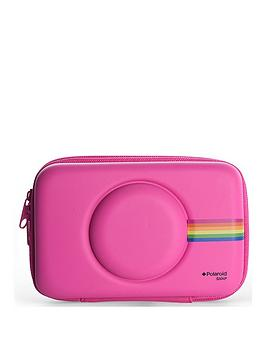 Polaroid Eva Case For Polaroid Snap And Snap Touch Instant Digital Camera Pink