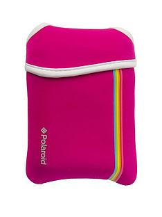 polaroid-neoprene-case-for-polaroid-snap-and-snap-touch-instant-digital-camera-pink