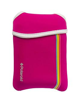 Polaroid Neoprene Case For Polaroid Snap And Snap Touch Instant Digital Camera Pink