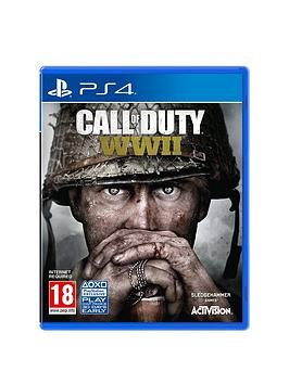 Playstation 4 Call Of Duty World War 2 (Wwii)