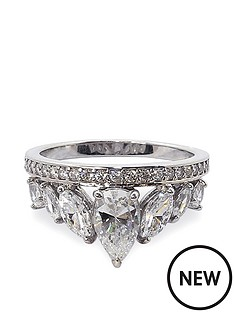 carat-london-carat-london-sterling-silver-pear-and-marquise-set-solana-ring