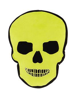 Catherine Lansfield Catherine Lansfield Skulls Cushion Picture