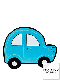 catherine-lansfield-transport-car-shaped-cushion