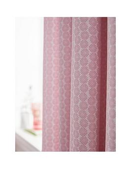 bianca-cottonsoft-lined-ditsy-curtains