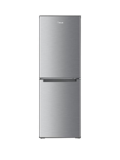 swan-sr8180s-48cmnbspwide-fridge-freezer-stainless-steel-effect