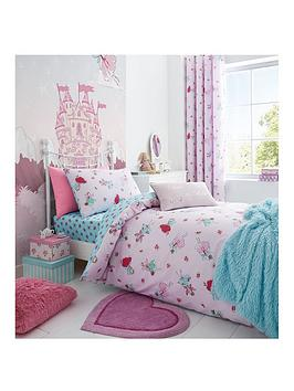 Catherine Lansfield Catherine Lansfield Fairies Single Duvet Cover Set -  ... Picture