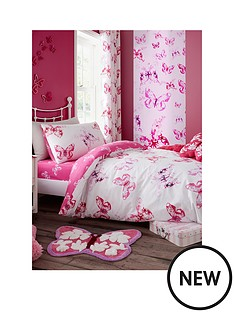 catherine-lansfield-butterfly-single-duvet-cover-set
