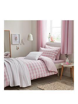 bianca-cottonsoft-gingham-double-duvet-cover-set--nbsppink