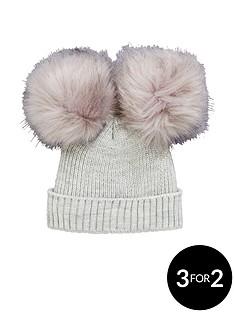 mini-v-by-very-baby-double-pom-pom-hat-3-12-months