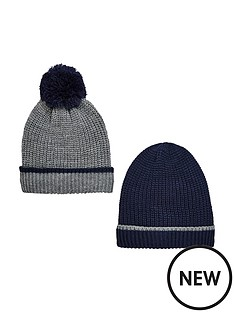 v-by-very-boys-2-pack-hats-8-14-years