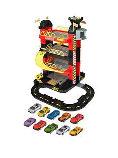 teamsterz-4-level-tower-garage-amp-10-cars