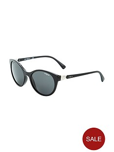 vogue-round-sunglasses