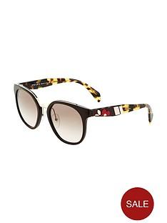 prada-flower-detail-arm-sunglasses-black