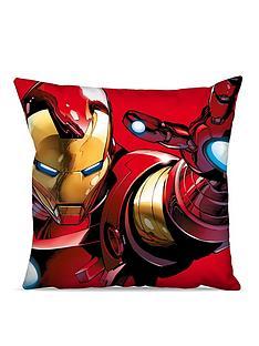 marvel-ironman-personalised-cushion-40cm