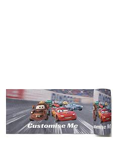 disney-cars-personalised-beach-towel