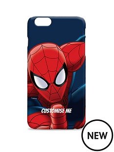 spiderman-personalised-iphone-5-case