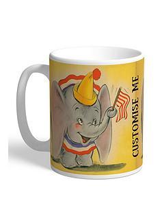 disney-retro-dumbo-personalised-mug