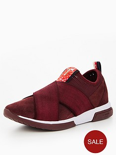 ted-baker-cursha-cross-strap-trainer