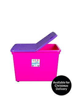 wham-wham-set-of-3-80-litre-storage-box-on-wheels-amp-lid