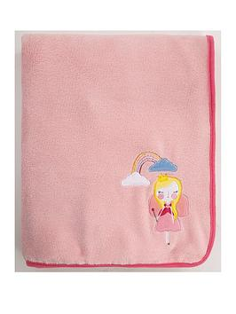 catherine-lansfield-fairy-princess-cosy-throw