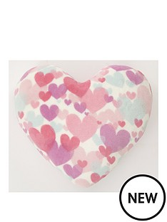 pastel-hearts-shaped-cushion