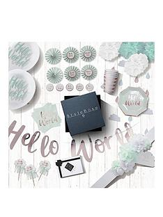 styleboxe-hello-world-luxury-baby-shower-decorations-set-up-to-16-guests