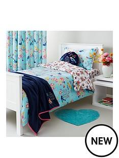 floral-birdcage-cotton-rich-single-duvet-set