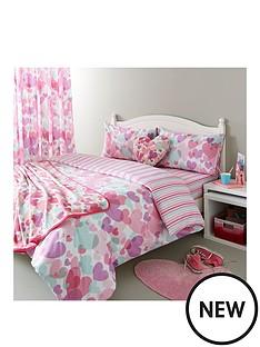 pastel-hearts-cotton-rich-single-duvet-set