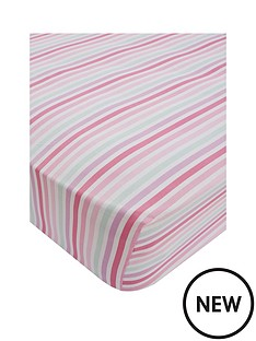 pastel-hearts-cotton-rich-single-fitted-sheet