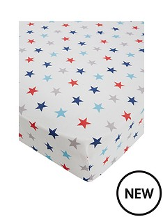 circus-fun-cotton-rich-single-fitted-sheet