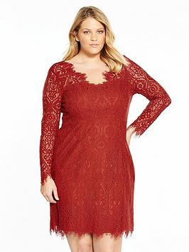 v-by-very-curve-eyelash-trim-lace-bodyconnbsp-nbspburgundy