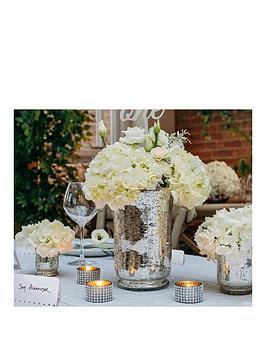 Styleboxe Wedding Full Look Wedding Table Decor Set  Floral  1 Box