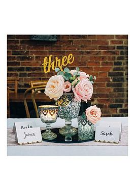 Styleboxe Wedding Full Look Table Decor  Vintage  8 Boxes
