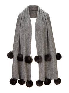 v-by-very-pom-pom-scarf