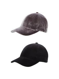 v-by-very-2-pack-velvet-cap