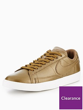 nike-blazer-low-leather-goldnbsp