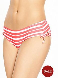 dorina-grenada-bikini-brief-coral-stripe