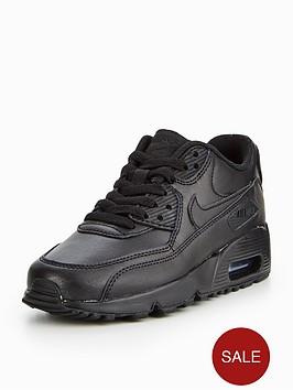 nike-air-max-90-leather-junior-trainer