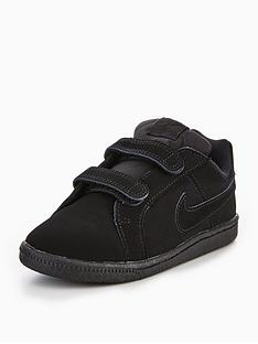 nike-court-royale-infant-trainers-black