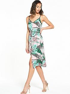 river-island-green-printed-slip-dress