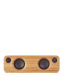 House Of Marley Get Together Mini Bt Speaker Signature Black
