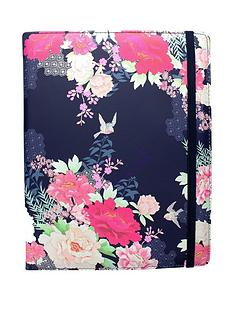 accessorize-universal-10inch-fashion-ipadtablet-case-navy-bloom-design