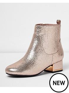 river-island-river-island-metallic-block-heel-boot