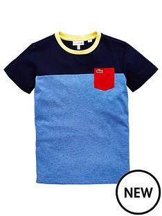 lacoste-short-sleeve-colourblock-t-shirt